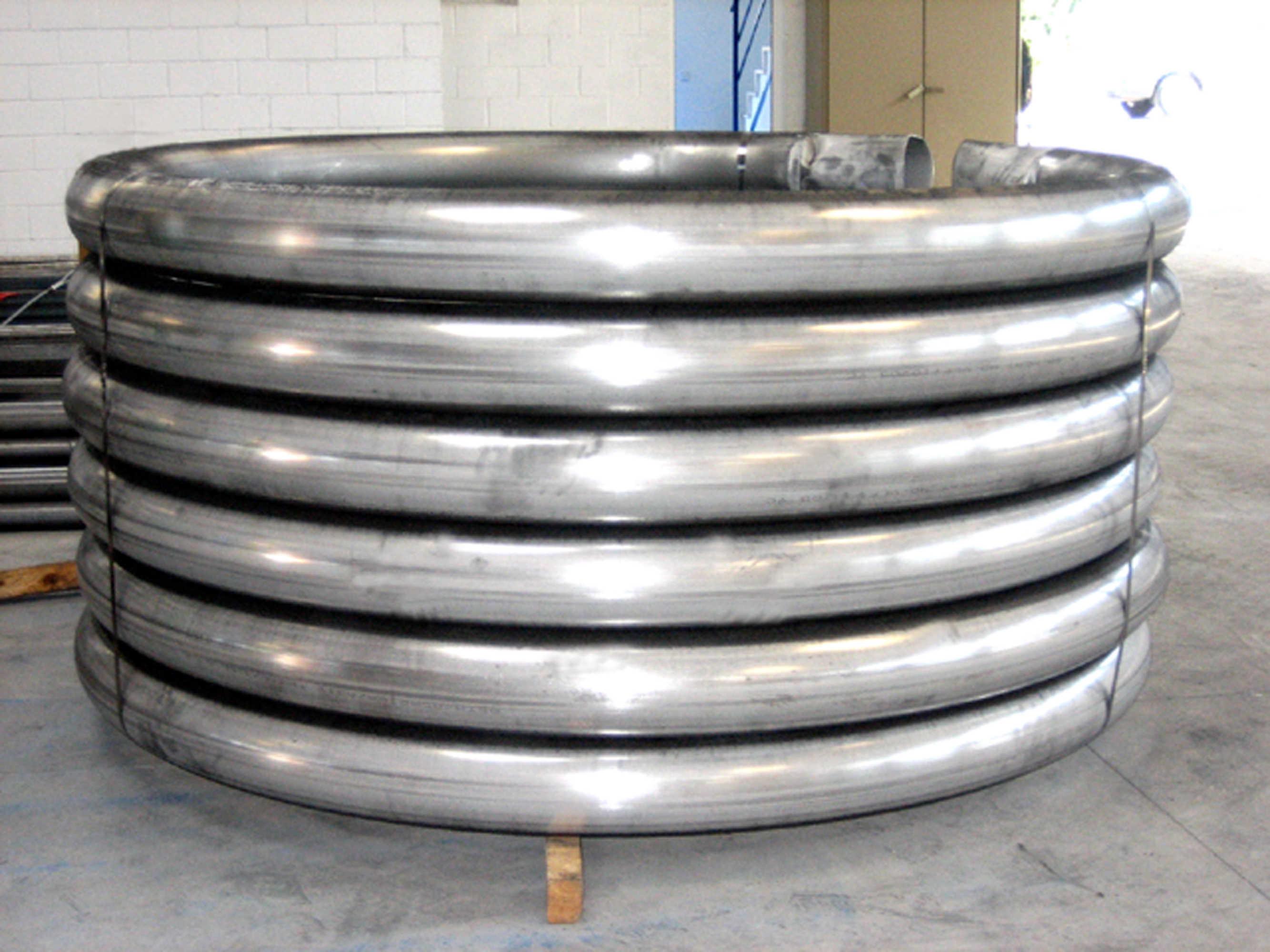 Fabricación Serpentín