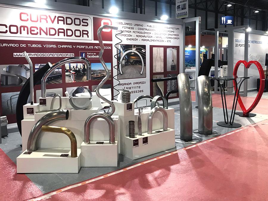curvados comendador metalmadrid
